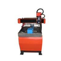 Máquina de gravura CNC metálicas de aço inoxidável
