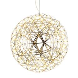 Iluminación Colgante Bola de Fuegos Artificiales de Luz LED Moderno Colgante