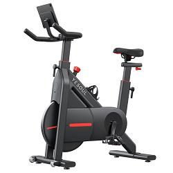Body Fit Gymnastique à résistance magnétique Exercice vertical pliable Vélo magnétique
