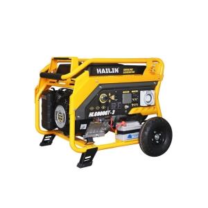 Jx2500b-4 2kw Générateur d'essence portable de haute qualité avec a. C Single Phase, 220V