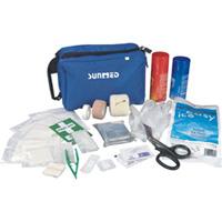 Salud Care-Sport Sunmed botiquín de primeros auxilios, Kit de ayuda de emergencia para la familia