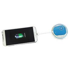 Wireless Coloré Charger pour le Téléphone Mobile de Smart -- Petit Mais Impressionnant