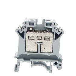 PCB Enchufable Bloque de Terminales para Cables 28-16AWG