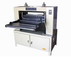 Automatique Machine Bzd-1100 plissage du couteau