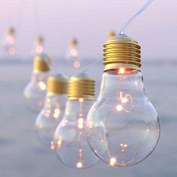 100levou 120levou 150 LED LED da Bateria de Fogos de Artifício para Pendurar as Luzes de String Starburst Luz de Fadas