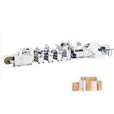 Sbh290W Machine de sac en papier à blocs automatiques