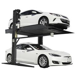 2 niveau accueil Garage Parking à deux postes de relevage hydraulique