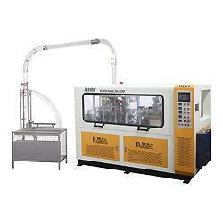 máquina de fabricación de vasos de papel de alta velocidad