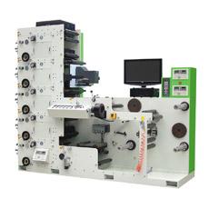 Impressora Flexográfica Machine com Corte (RY-320-5)