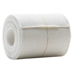 100% coton en tissu adhésif élastique ruban élastique pour muscle