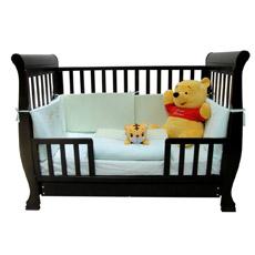 Lit Bébé en Sleigh 3 en 1 Bon Marché Deluxe -- Jusqu'à AS / NZS: 2172: 2010