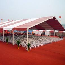 Gran Carpa boda de la fiesta de aluminio para la carpa para eventos al aire libre