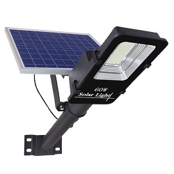 Sensor impermeável LED candeeiro de parede Rua Jardim exterior da luz solar
