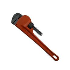 American Type llave de tubo para servicio pesado
