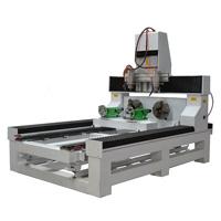 Roteador CNC de 4 eixos, 3D Stone