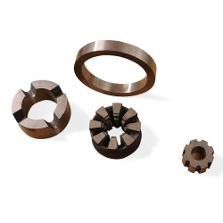 Хорошая производительность AlNiCo цилиндра магнит Сделано в Китае