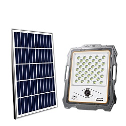 20W Batería Recargable Portátil Proyector LED de Trabajo