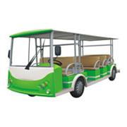 Autobús de visita turístico de excursión eléctrico para 22 asientos PE2B6220