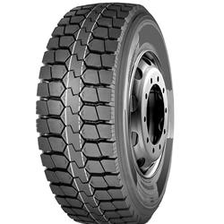 Constancia de la marca de neumáticos para camiones de larga distancia para todos la posición (12R22.5)