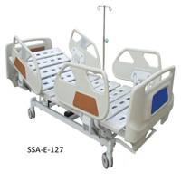Deluxe Electric 3-Function Super Low Care Bed (GL-888)