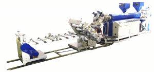 Double Layer PP / PS Plastic Machine Fiche d'extrusion