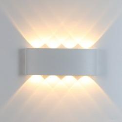 Al Aire Libre de Alta Calidad Luz LED de Pared de 20W.