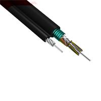 Armored кабель оптического волокна пользы OFC GYTC8S напольный
