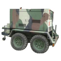 Service Life-Long 110kVA 88kkw Type de remorque génératrice électrique diesel Prix