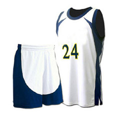 Baskeball Shirts and Shorts