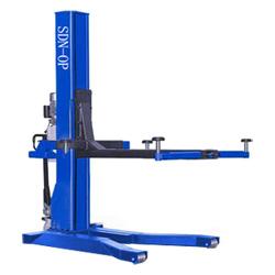 2,5 тонны веса подъемное оборудование для мобильных ПК единого гидравлической системы подъема автомобиля