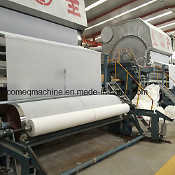 Venta caliente máquina papelera 1575