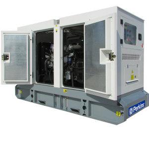 385kVA de potência principal gerador Diesel Cummins com janelas insonorizadas e resistente à intempérie