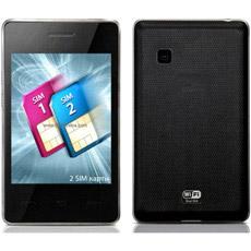 3,2 pouces à faible coût d'origine T375 Cookie téléphone mobile intelligent