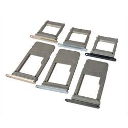 OEM Mayorista SIM/tarjeta Microsd Titular de la Bandeja de la Ranura para Samsung Galaxy A3 A310/A5 A510/A7 A710 - Silver