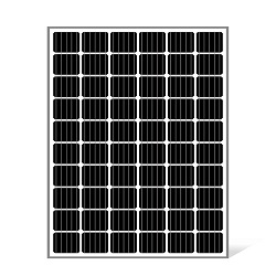 320W Painel Solar para o Sistema de Distribuição