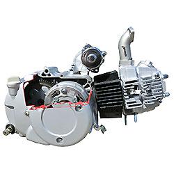 110cc Motocicleta Cub Motor (C110)