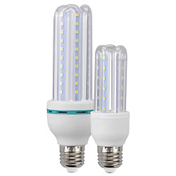 El Precio bajo de 3U 2U LED Bombilla de Ahorro de Energía
