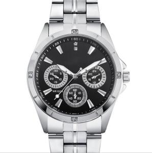 Relógio impermeável de quartzo da forma do OEM