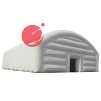 Al aire libre Camping carpa gigante inflable para Boda Evento (carpa1-112)