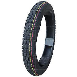 Precio de Fabricación China Motocicleta 2.75-17 de Neumáticos