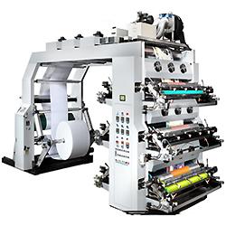 Máquina de impressão UV/UV Flexo máquina de impressão/Máquinas para impressão flexográfica