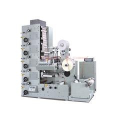 Máquina automática de impressão UV Flexo (RY320-B)