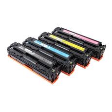 Toner CF226A / CF287A CE320A-CE323A (128A) CB540-CB543 (125A) para HP Cm1415 / Cp1525 CP1215 / 1515n / 1518ni
