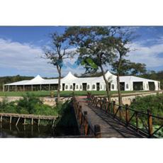 Tienda de aluminio al aire libre del banquete de boda de la estructura para la venta