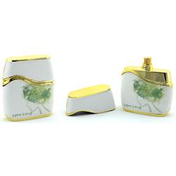 Precio de Fábrica en China Botella de Perfume de Vidrio con Spray y Pulverizador