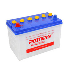 Dry Charged Auto Storage Battery