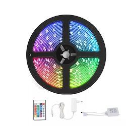 Bande LED RVB Étanche Flexible Lumière (5050/5630/2835/3528)