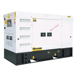 10 КВА 25 Ква 100Ква 200Ква 500Ква Cummins Perkins звуконепроницаемых дизельного генератора