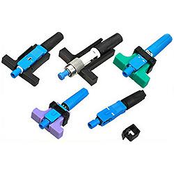 La fibra óptica FTTH conector rápido