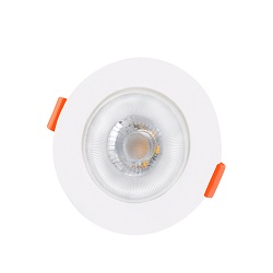 IP65 de Agua con COB LED Superficie Munted Downlights